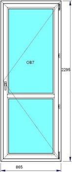 Drzwi Balkonowe Wymiary Riparazioni Appartamento