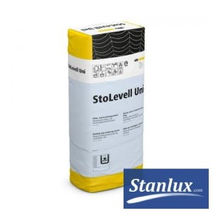 STO StoLevell Uni mineral adhesive and reinforcing mortar