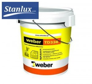 WEBER Weber TD336 silicate-silicone plaster