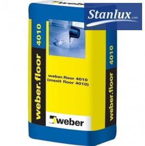 WEBER Weber.floor 4010 self-leveling compound