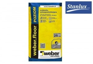 WEBER Weber.floor POZIOM self-leveling screed
