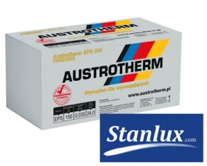 AUSTROTHERM Styropian EPS 035 PARKING