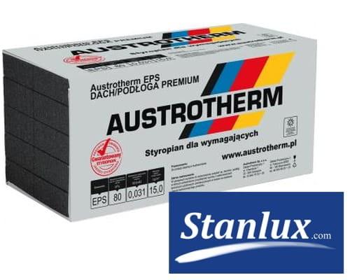 Austrotherm Styropian Eps Dach Podloga Premium Taniemurowanie Pl